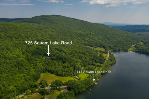 716 & 725 Squam Lake Road Sandwich NH 03227