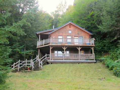 46 Log Cabin Drive Cambridge VT 05646