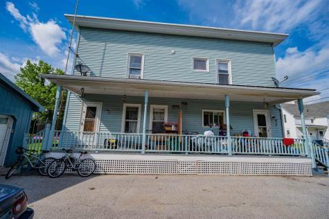 58 Circle Street Barre City VT 05641