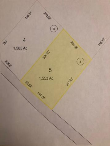 Lot 5 John Hodgdon Road Ossipee NH 03864