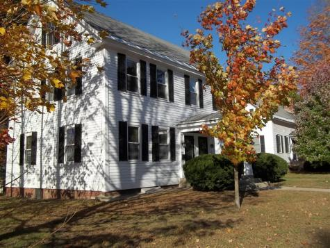 5 Maple Avenue Claremont NH 03743