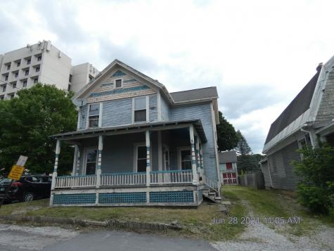 10 Sheldon Place Rutland City VT 05701