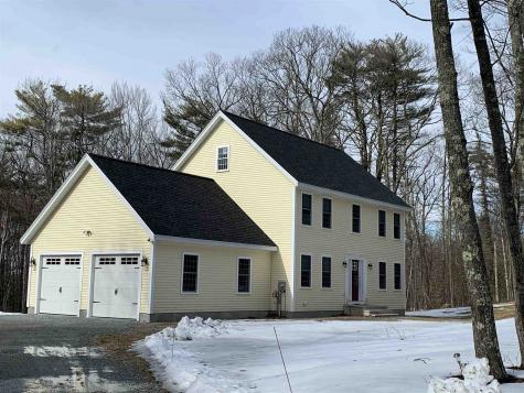 560 Old Greenfield Road Peterborough NH 03458