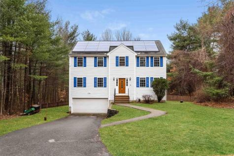 8 Castle Hill Road Windham NH 03087