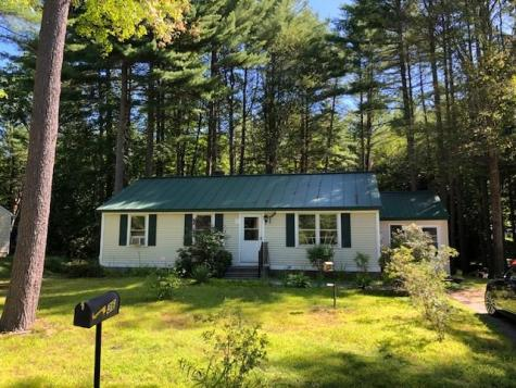36 Wedgewood Drive Winchester NH 03470