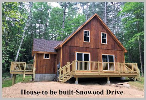 Lot #1 Snowood Drive Thornton NH 03223