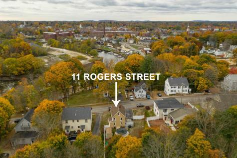 11 ROGERS Street Dover NH 03820