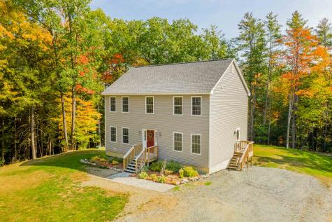 45 Porter Road Plainfield NH 03781
