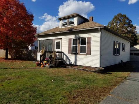 155 Maple Avenue Claremont NH 03743