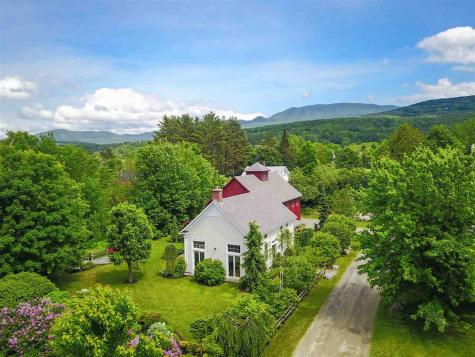 81 Smith Falls Lane Stowe VT 05672