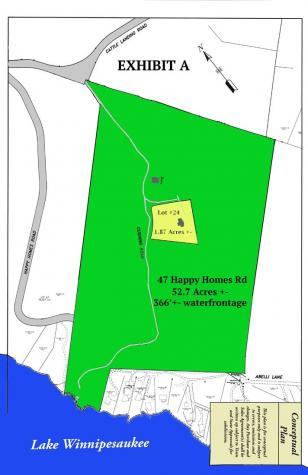 47-24 Happy Homes / Cushing Road Meredith NH 03253