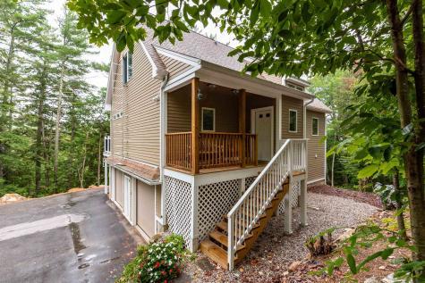 56 Chandler Mountain Road Bartlett NH 03812