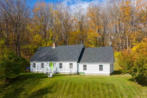 251 Stoney Fields Road Manchester VT 05255