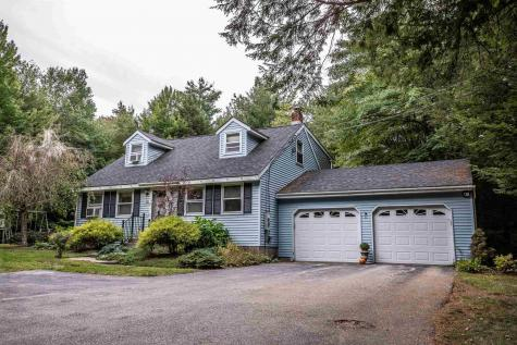 11 Evergreen Lane Jaffrey NH 03452