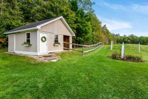 63 Ridgeview Road Fairfax VT 05454