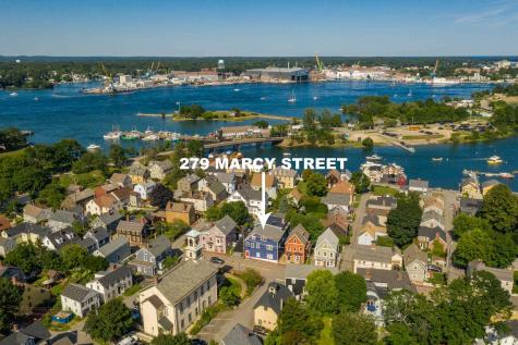 279 Marcy Street Portsmouth NH 03801
