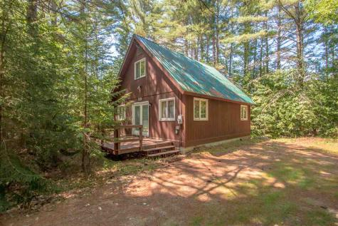 22 Alpine Village Road Bartlett NH 03812
