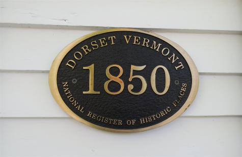 3111 Dorset West Road Dorset VT 05251
