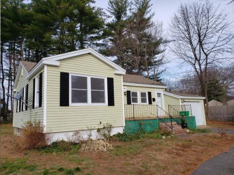 206 Coolidge Drive Portsmouth NH 03801