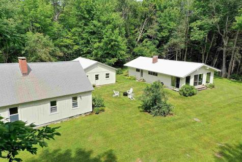 203 Lawrence Hill Road Weston VT 05161