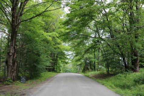 Braintree Hill Road Braintree VT 05060