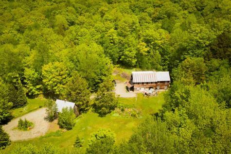 250 Bull Moose Ridge Road Stowe VT 05672