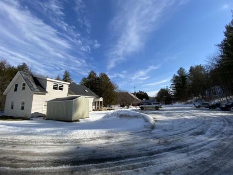 705 Mill Brook Road Fayston VT 05673