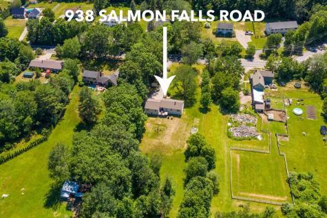 938 SALMON FALLS Road Rochester NH 03868