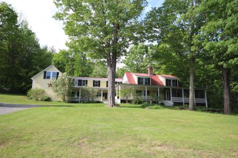 221 Grout Road Weathersfield VT 05151