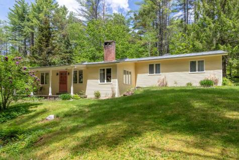 294 Barberry Hill Road Woodstock VT 05091