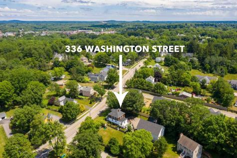 336 WASHINGTON Street Dover NH 03820