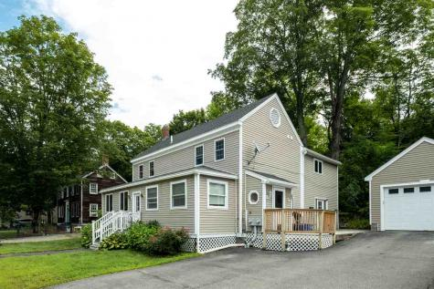 25 Exeter Newmarket NH 03857