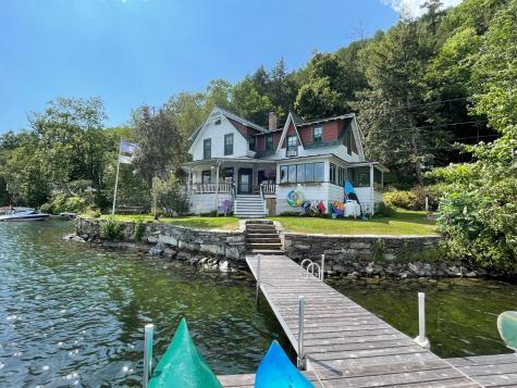 1702 Lake Morey Road Fairlee VT 05045