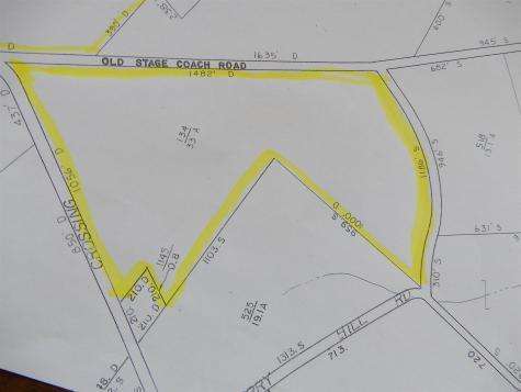 Bullock's Crossing Road Grafton NH 03240