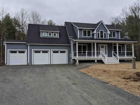 Lot 7-F Marshall Road Kingston NH 03848