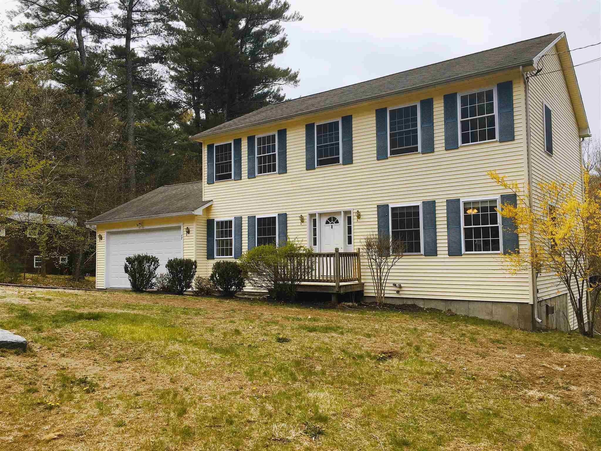 17 Hickory Stick Lane Gilford NH 03249
