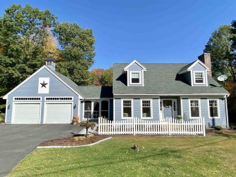 10 Scott Circle Chesterfield NH 03462