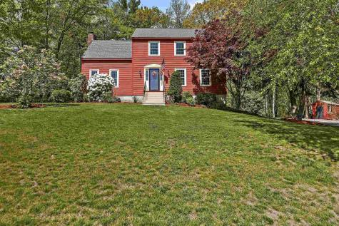 3 Buttonwood Drive Derry NH 03038