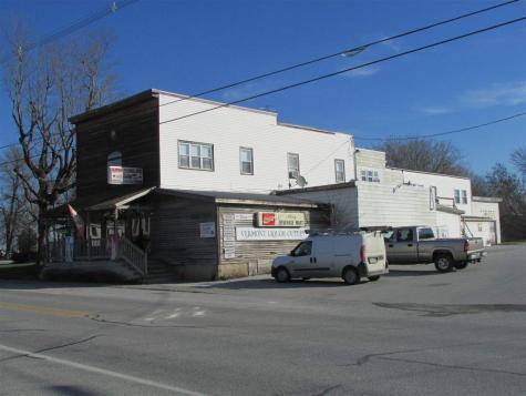 40 N. Main Street Alburgh VT 05440