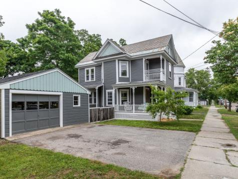 181 North Willard Street Burlington VT 05401