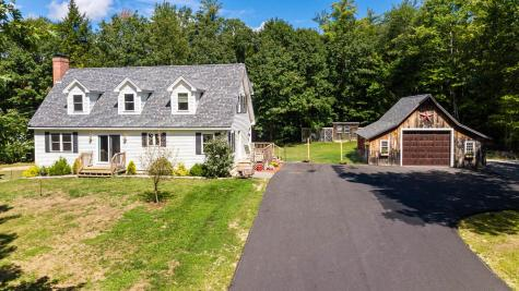 481 Lower Jaffrey Road Dublin NH 03444