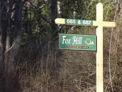 34 Fox Hill Road Stowe VT 05672