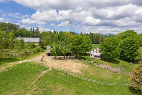 529 Gov. Wentworth Grant Road Peacham VT 05862