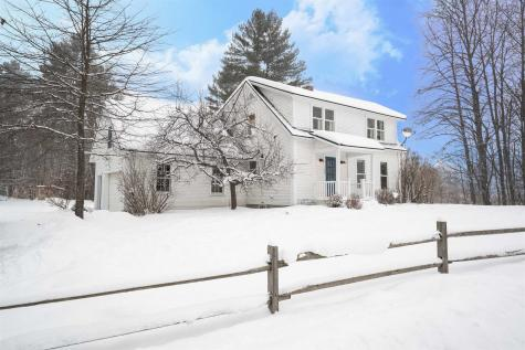 148 Tansy Hill Stowe VT 05672