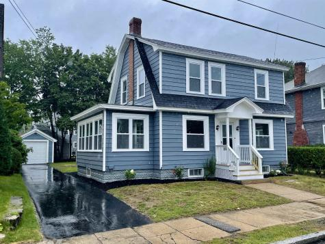 122 Ray Street Manchester NH 03104