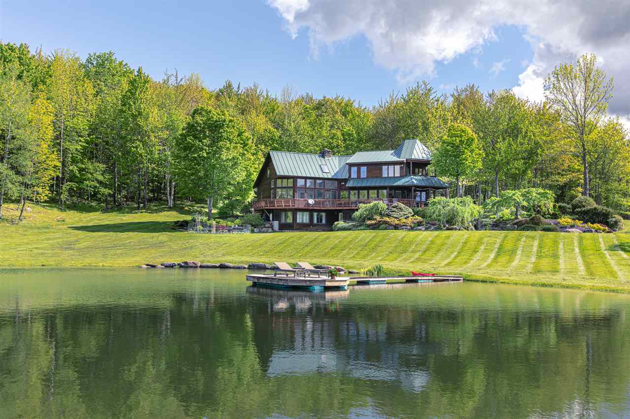 3924 Stowe Hollow Road Stowe VT 05672