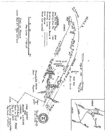 Lynburke Road Lyndon VT 05851