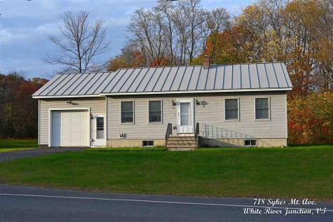 718 Sykes Mountain Avenue Hartford VT 05001