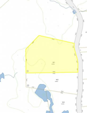 Lot 16.1 Gilman Point Moultonborough NH 03254
